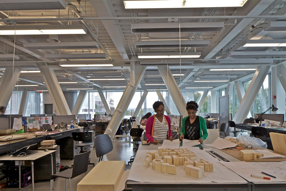 Spaces for learning - Cornell university interior design ...